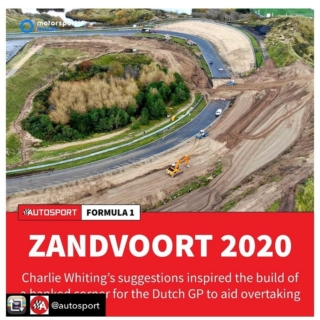 Wanna race on the new F1 track in Zandvoort with your Historic Touringcar or GT. Sign in for our @noltekuechen_official @nkhtgt races at @circuitzandvoort on the 23rd and 24th of May 2020! #linkinbio . . #harc #hzt #zandvoort #nolteküchen #nkhtgt #new #f1racetrack #wannarace #withus